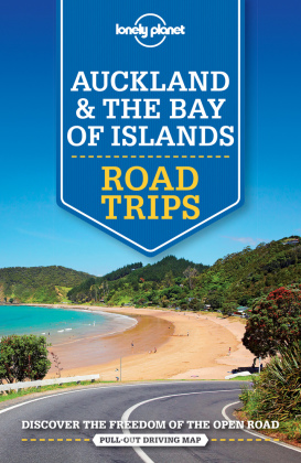 Lonely Planet Auckland & The Bay of Islands Road Trips | Dodax.ch