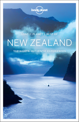 Lonely Planet's Best of New Zealand | Dodax.ch