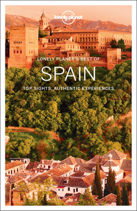 Lonely Planet's Best of Spain | Dodax.com