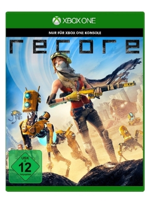Recore, 1 Xbox One-Blu-ray Disc | Dodax.ch