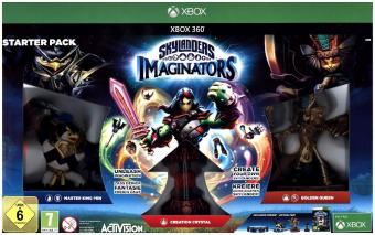 Skylanders Imaginators Starter, 1 Xbox360-DVD + Figuren | Dodax.co.uk