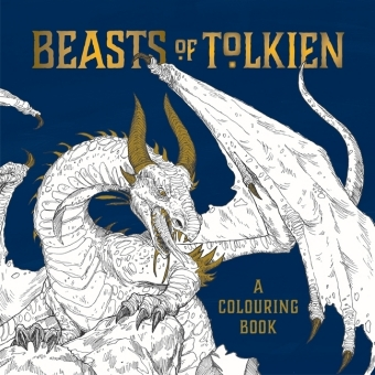 Beasts of Tolkien: A Colouring Book | Dodax.at