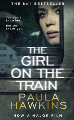 The Girl on the Train, Film tie-in | Dodax.ch