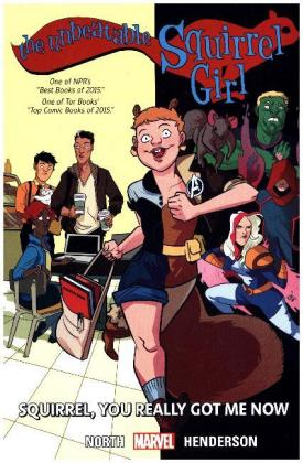 The Unbeatable Squirrel Girl, Collection. Vol.3 | Dodax.nl