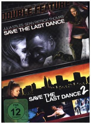 Save the last Dance 1 & 2, 2 DVD | Dodax.ca