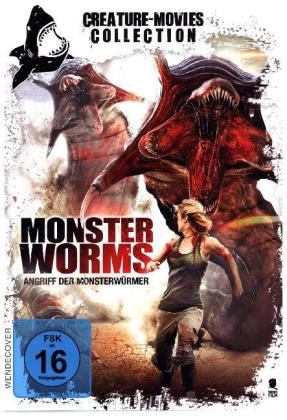 Monster Worms, 1 DVD | Dodax.co.uk