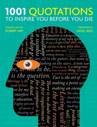 1001 Quotations to inspire you before you die | Dodax.ch