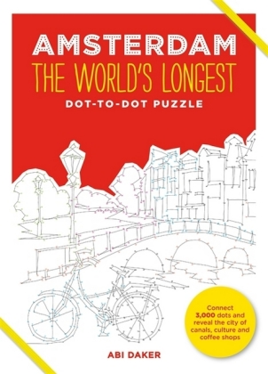 Amsterdam: The World's Longest Dot-to-Dot Puzzle | Dodax.ch