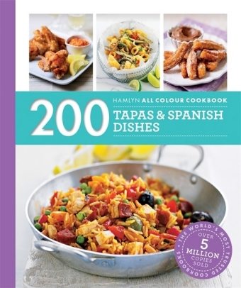 200 Tapas & Spanish Dishes | Dodax.pl