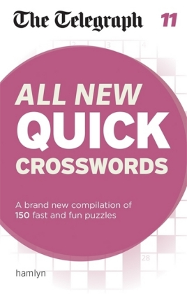 The Telegraph, All New Quick Crosswords. Vol.11 | Dodax.at