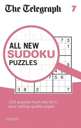 The Telegraph All New Sudoku Puzzles 7 | Dodax.at