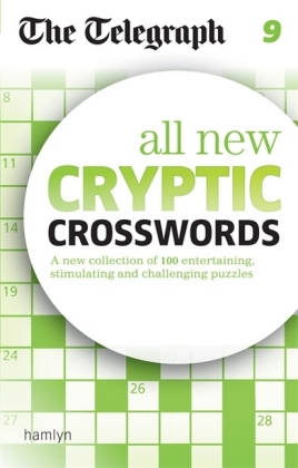 The Telegraph: All New Cryptic Crosswords 9 | Dodax.pl