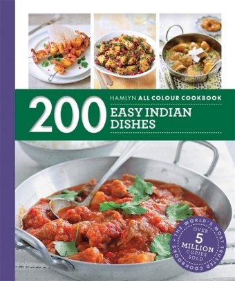 200 Easy Indian Dishes | Dodax.pl