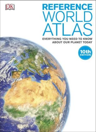 Reference World Atlas | Dodax.co.uk