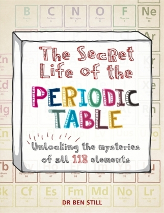 The Secret Life of the Periodic Table | Dodax.de