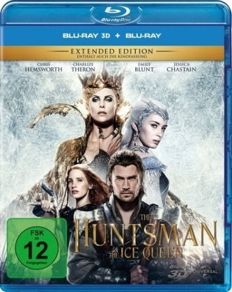 The Huntsman & The Ice Queen (3D) | Dodax.pl