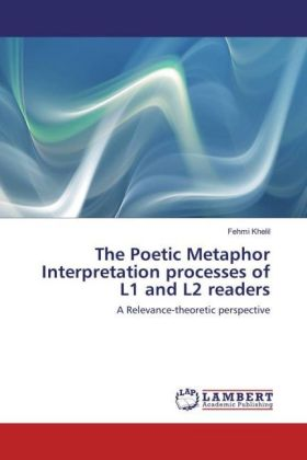 The Poetic Metaphor Interpretation processes of L1 and L2 readers | Dodax.ch