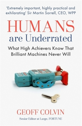 Humans Are Underrated | Dodax.ch