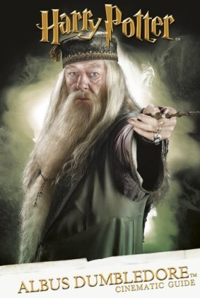 Harry Potter Cinematic Guide - Albus Dumbledore | Dodax.at