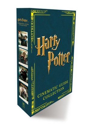 Harry Potter Cinematic Guide - Boxed Set   Dodax.ch