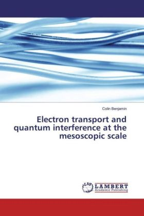 Electron transport and quantum interference at the mesoscopic scale | Dodax.ch