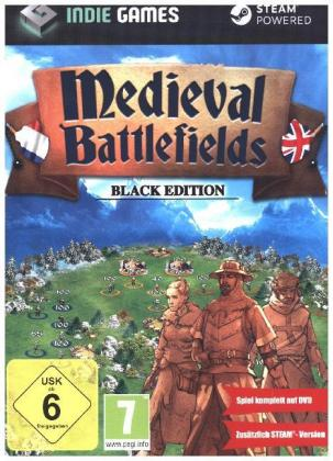 Medieval Battlefield, 1 CD-ROM (Black Edition) | Dodax.co.uk