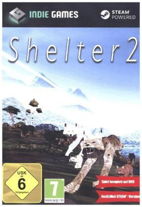 Shelter 2, 1 DVD-ROM | Dodax.co.jp