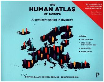 The Human Atlas of Europe | Dodax.at