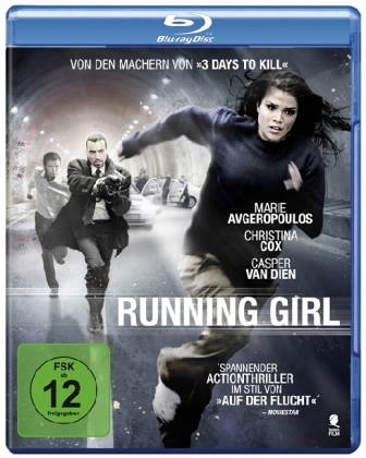 Running Girl, 1 Blu-ray | Dodax.at