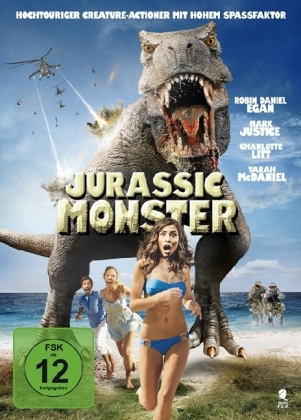 Jurassic Monster, 1 DVD | Dodax.at