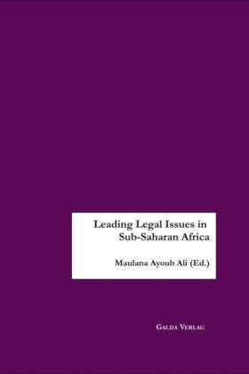 Leading Legal Issues in Sub-Saharan Africa | Dodax.at