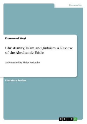 Christianity, Islam and Judaism. A Review of the Abrahamic Faiths | Dodax.ch