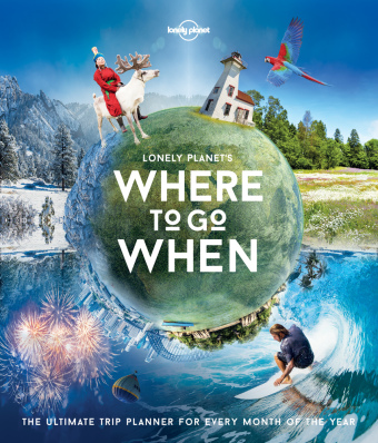 Lonely Planet's Where to Go When | Dodax.at