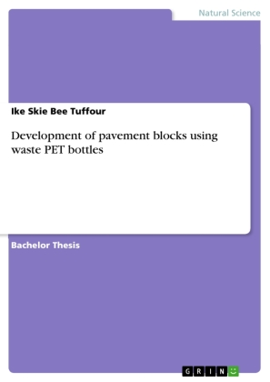 Development of pavement blocks using waste PET bottles | Dodax.nl