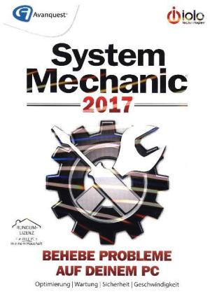 System Mechanic 2017, 1 DVD-ROM | Dodax.at