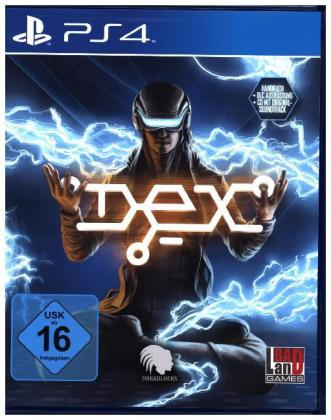 Dex, 1 PS4-Blu-ray Disc + 1 Audio-CD | Dodax.it
