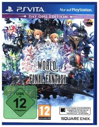 World of Final Fantasy, 1 PSV-Spiel (Day One Edition) | Dodax.com