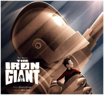 The Art of The Iron Giant | Dodax.ch