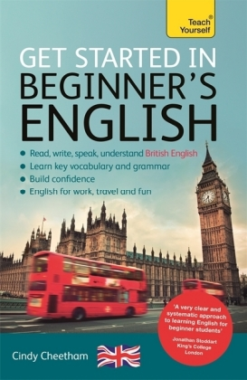 Get Started in Beginner's English (Learn British English as a Foreign Language) | Dodax.at