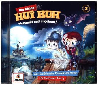 Der kleine Hui Buh - Hui buh und seine Rasselkette/Halloween-Party, 1 Audio-CD | Dodax.at