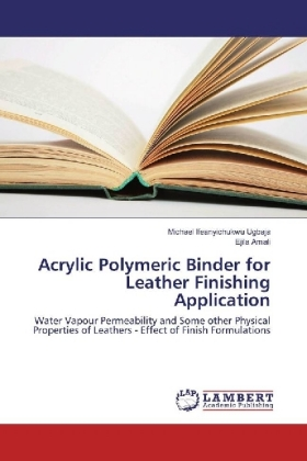 Acrylic Polymeric Binder for Leather Finishing Application | Dodax.pl