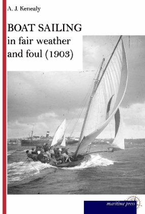 Boat Sailing in fair weather and foul   Dodax.ch