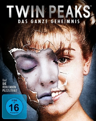 Twin Peaks - The Entire Mystery, Replenishment, 10 Blu-ray   Dodax.at