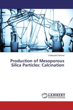 Production of Mesoporous Silica Particles: Calcination   Dodax.ch