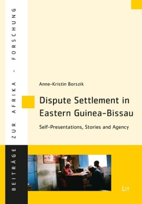 Dispute Settlement in Eastern Guinea-Bissau | Dodax.pl