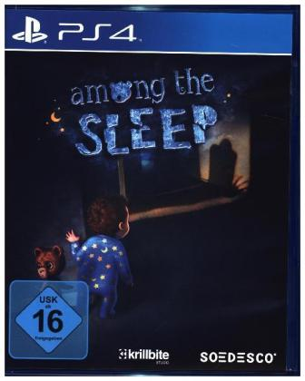 Among the Sleep, PS4-Blu-ray Disc | Dodax.es