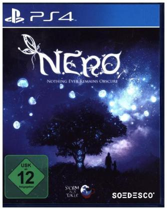 N.E.R.O. Nothing Ever Remains Obscure, 1 PS4-Blu-ray Disc | Dodax.es