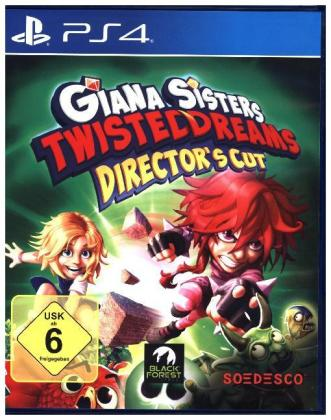 Best of Giana Sisters Twisted Dreams, Director's Cut, 1 PS4-Blu-ray Disc | Dodax.it