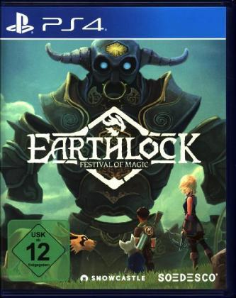 Earthlock, Festival of Magic, 1 PS4-Blu-ray Disc | Dodax.es