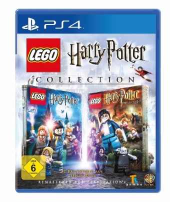 LEGO Harry Potter Collection - Die Jahre 1-7, PS4-Blu-ray Disc   Dodax.es